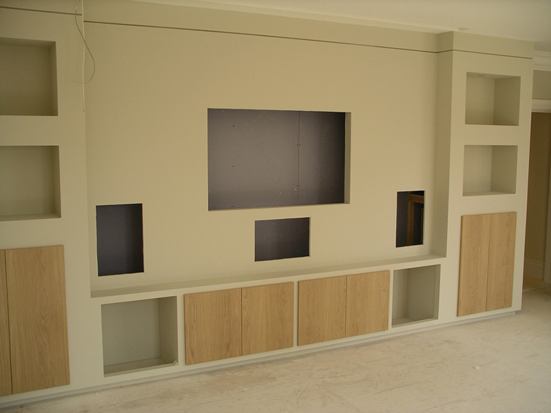 Wall Units London Carpentry Solutions