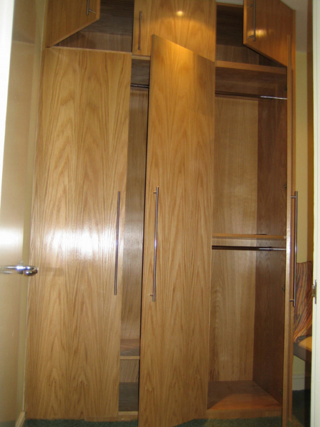 Contemporary Wardrobes London Carpentry Solutions