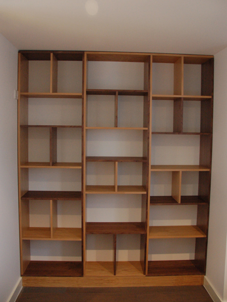made to measure bookcases made to measure