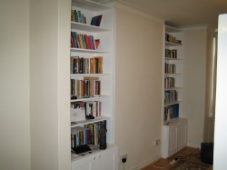 custom-built-bookcase